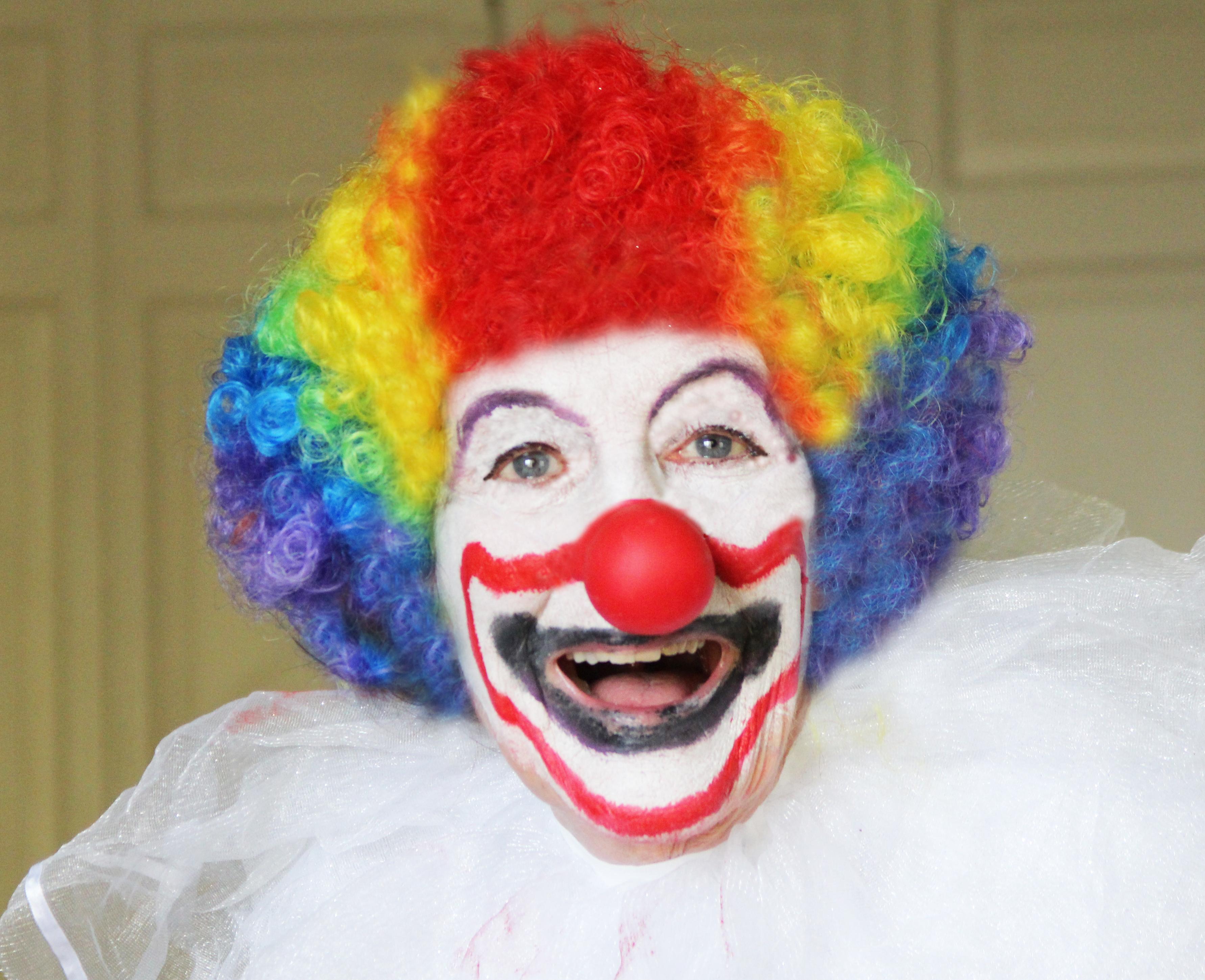 happy clown faces pictures - HD3564×2899