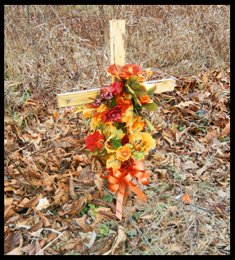 This small memorial is the one I write about.
