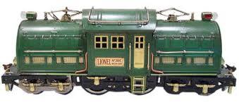 train 1926 Lionel
