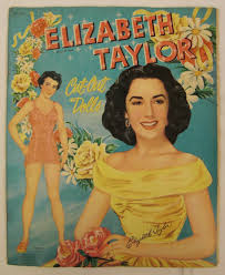 This is the Eliz Taylor book selling for over $200.