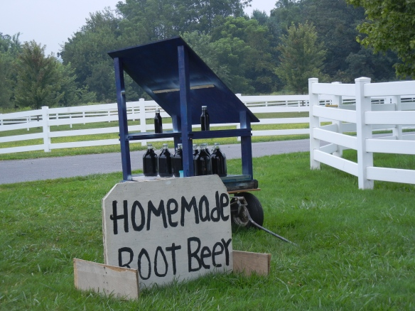 Root Beer was sold on the honor system. Leave your money and take a bottle.