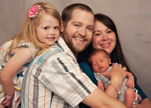 The Wardrop family is celebrating a miracle in their lives.