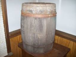 This looks very much like grandmother's old rag barrel.