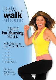 Five mile walk may be what's needed to lose those pounds.