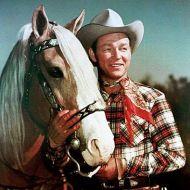 Roy Rogers birth name was Leonard Franklin Slye.