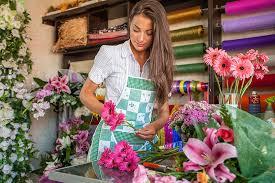 Florists like their jobs.