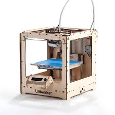 This is what a 3D printer looks like.