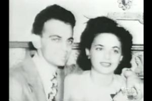 Billy Joel's parents, Howard and Rosalind.