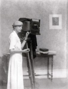 Doris Ulmann, photographer.
