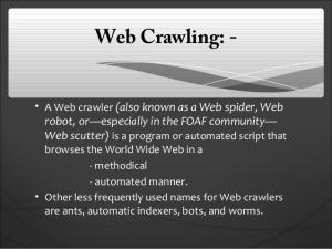 robot crawler 5