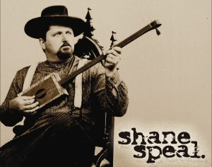 This man, Shane Speal heads up today's Cigar Box Guitar revolution.